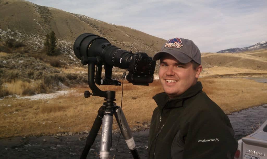 Jim Harmer the photographer