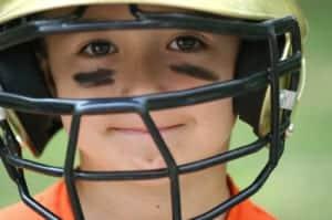 depth of field kids sports