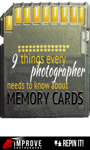 9 Things Photographers Need to Know About Memory Cards