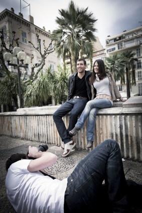 photographer tips model