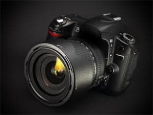 DSLR camera review