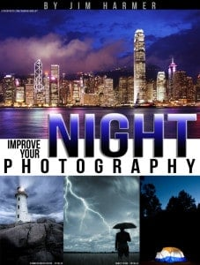 Night Photography eBook Cover