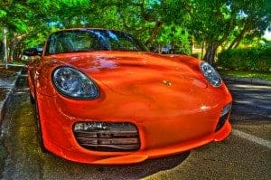HDR Porsche - by Jim Harmer