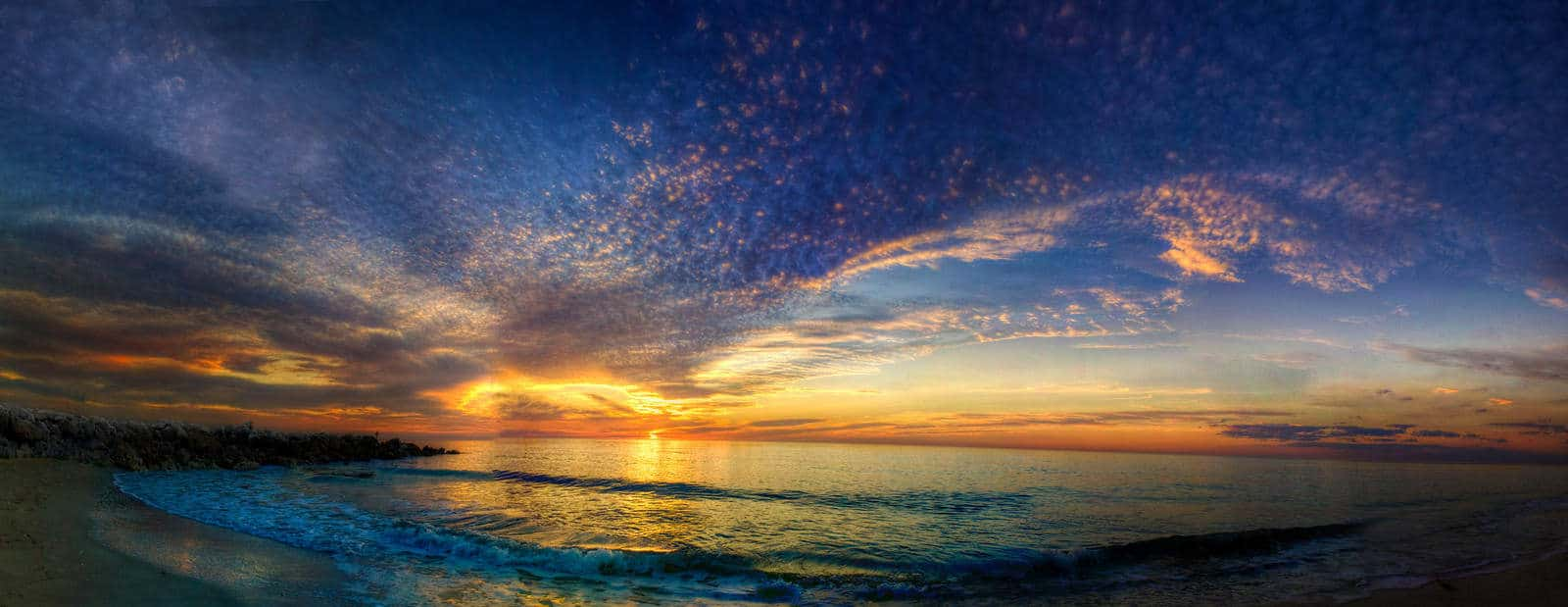 sunset heaven tips sunsets landscape patience panorama naples god beach nature stunning slider sky ocean jquery photographers clouds hdr fl