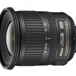 Nikon 10-24mm f/3.5-4.5G ED AF-S DX Nikkor Wide-Angle Zoom Lens for Nikon