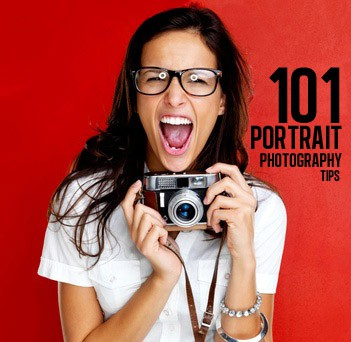 The largest collection of portrait photography tips on any single page