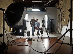 Building Photography Tips 14 tips for building a home studio