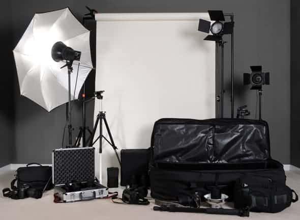 photography-studio-equipment - Improve Photography