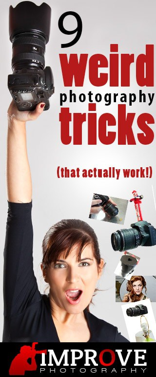 9 Weird Photography Tricks That Actually Work! - Improve ...