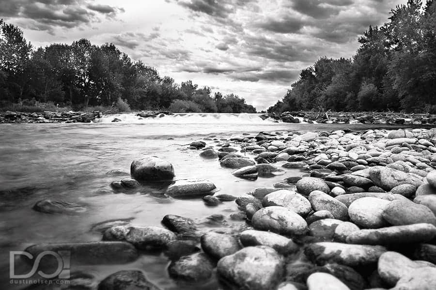 The Boise River Greenbelt