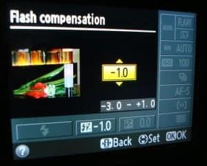 Flash Compensation 2