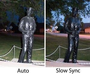 Slow Sync