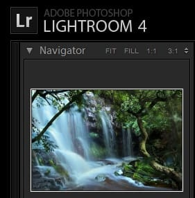 Lightroom for editing RAW images