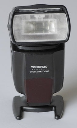 YN560 flash gun