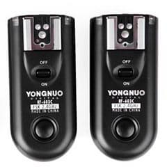 Yongnuo flash trigger