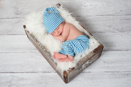 Newborn Photo Prop Ideas