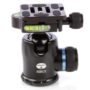 Example of a high quality ball head.