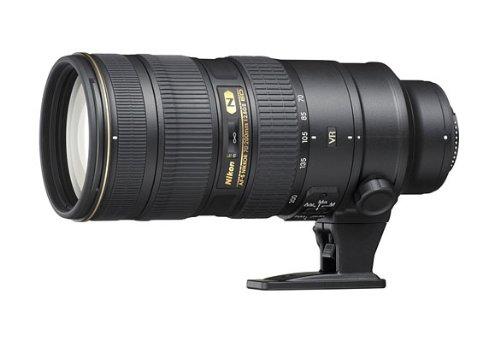 Nikkor 70-200mm f/2.8G ED VR II AF-S Lens