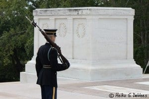 Arlington Cemetery. Photo by Tracey Mershon