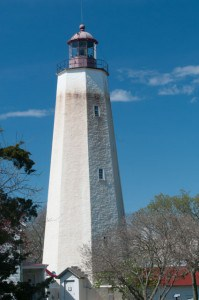 Sandy Hook Lighthouse. Photo by Andrea Blasko.