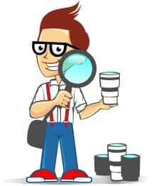 Lens Nerd Trademark Logo