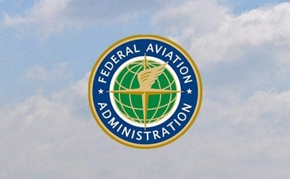 FAA Logo + Blue Sky
