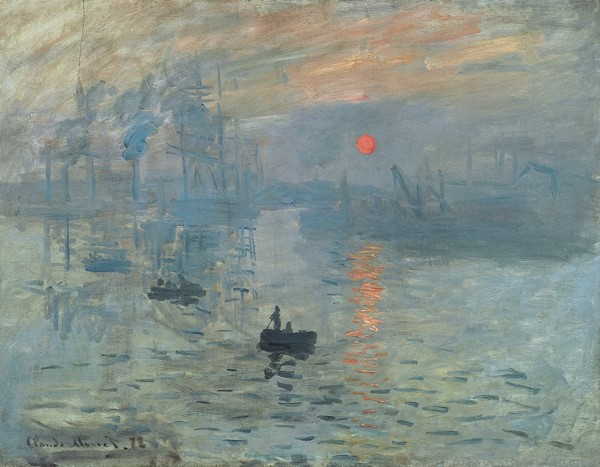 Impression, Sunrise - Monet