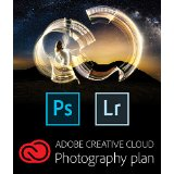 Adobe Create Cloud Photography Plan