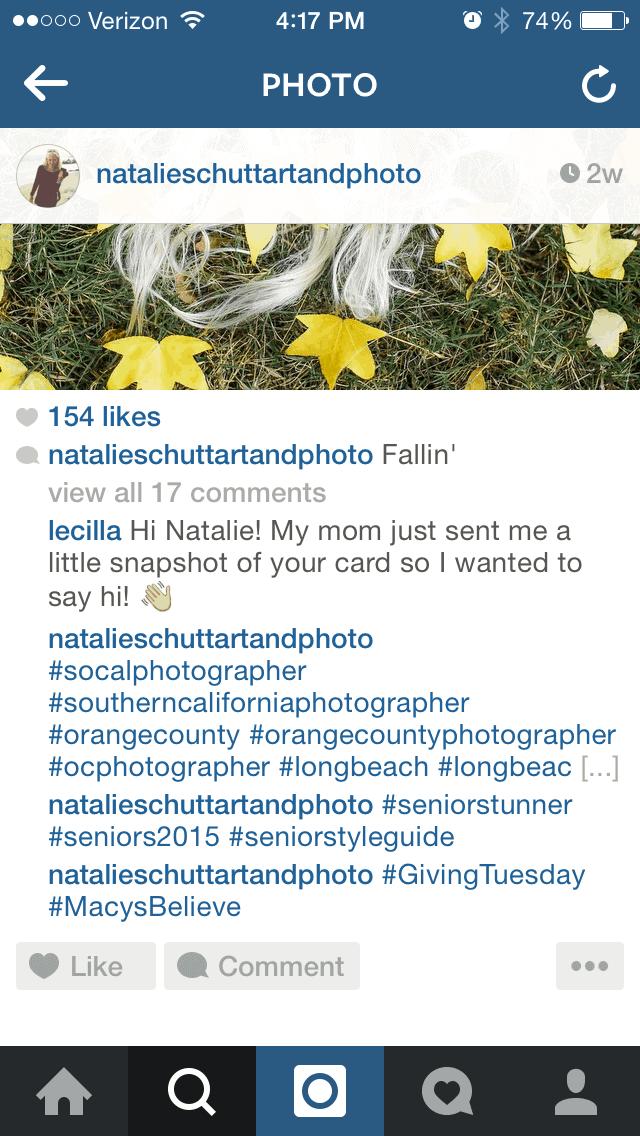 Best Nature Instagram Hashtags