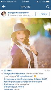 Screenshot 4 Morgan Werner Photography