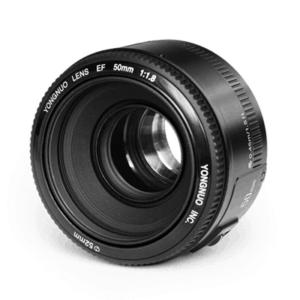 Yongnuo 50mm f/1.8 Canon EF mount lens