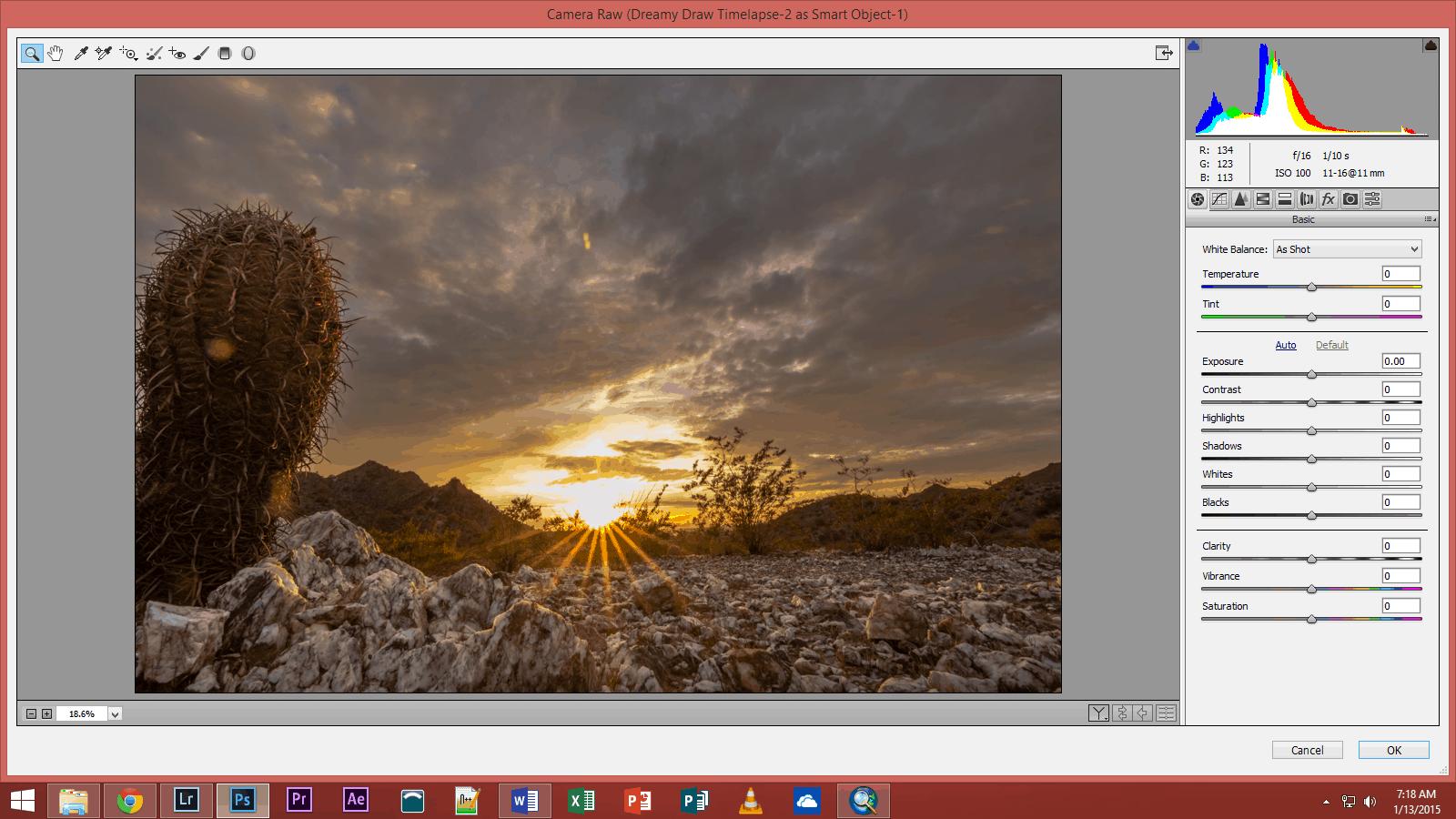 Lightroom or Photoshop Camera Raw? – Improve Photography