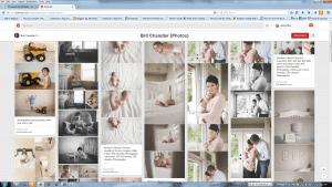 Brit Chandler Photography Pinterest Screenshot 2