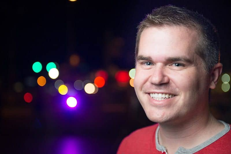 Night Portraits with Bokeh: An EASY, step-by-step tutorial
