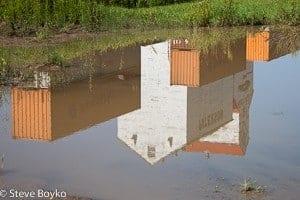 Mortlach Grain Elevator 20130714 SLB