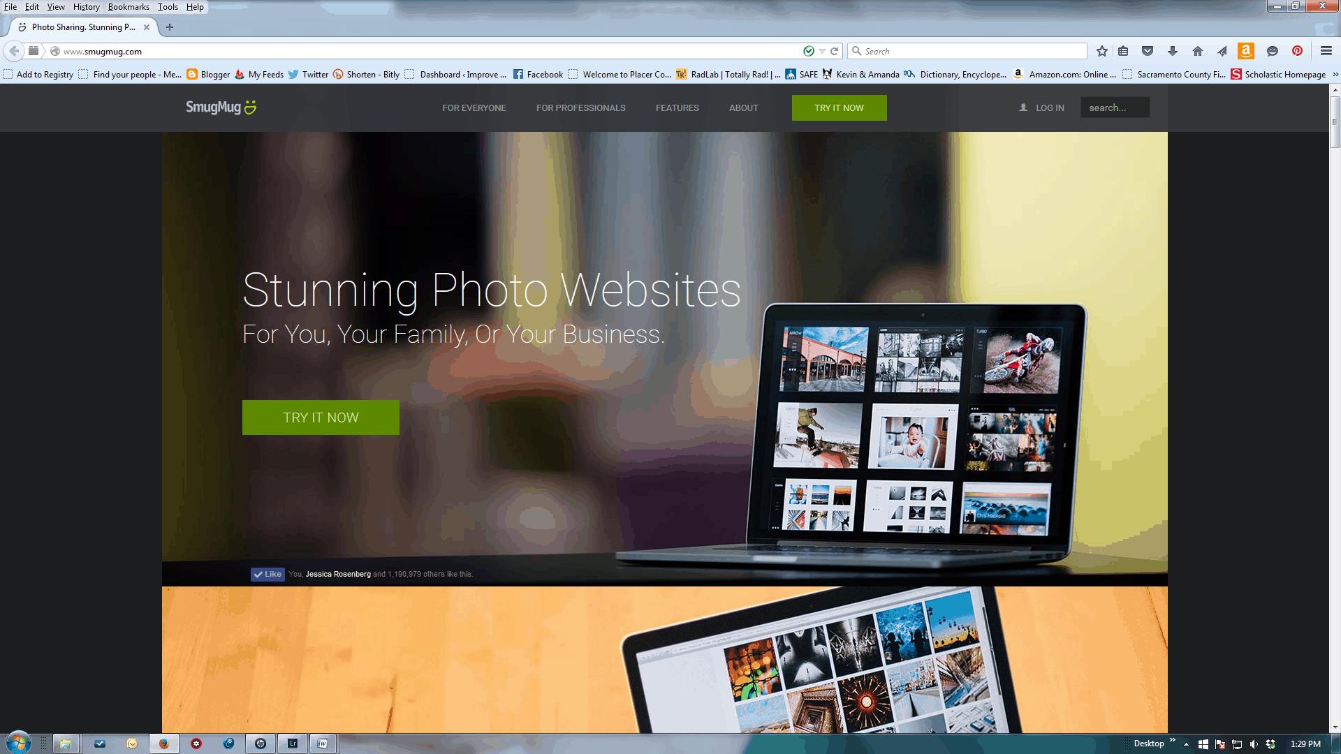 Does a Hobbyist Photographer Need a Website? – Improve