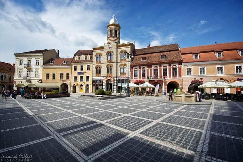 Council Square, Brasov, Romania