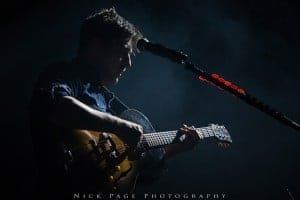Nick Page Mumford and Sons