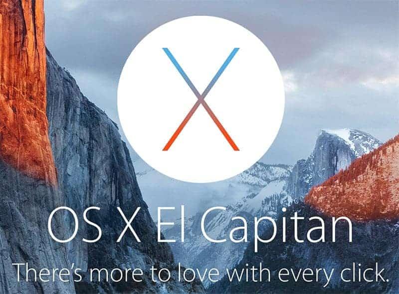 "Don't Install ""El Capitan"" Today! – Improve Photography"