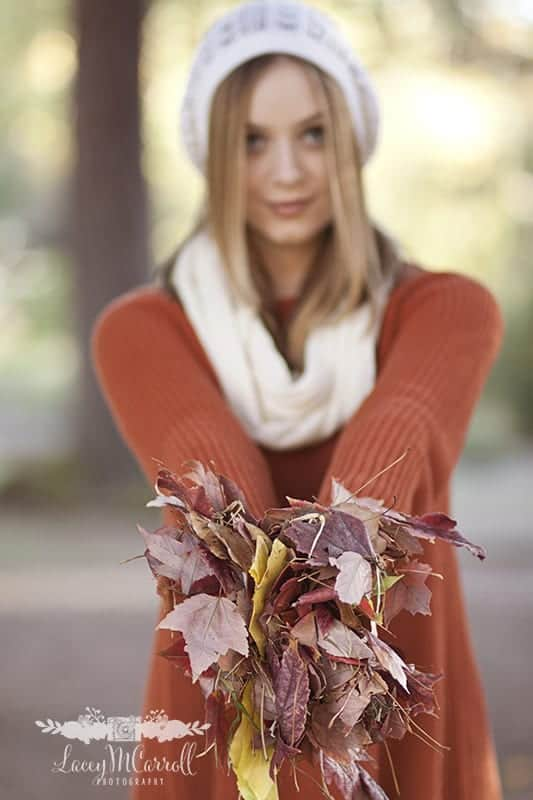 Leaf Bouquet Lacey Carroll