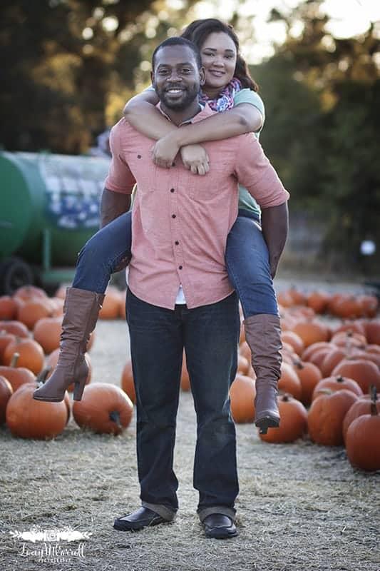 Pumpkin Patch Lacey Carroll