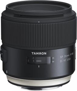 Tamron SP 35mm F1.8 Di VC USD_model F012 (Canon mount)