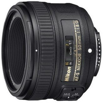 Nikon 50mm f/1.8G - the kissing cousin of the Nikon 50mm f/1.8D lens