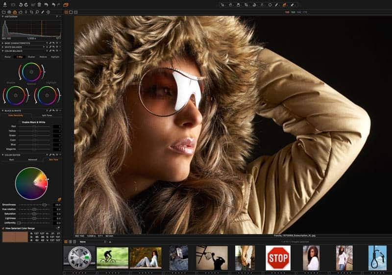 """The exact words out of my mouth when I saw the color grading tools in Capture One were """"Holy Crap! Look what I've been missing out on!"""""""
