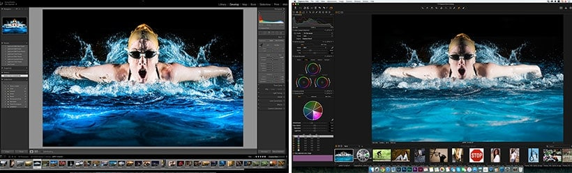 Lightroom vs Capture One