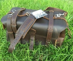 Saddleback Sidepocket Duffel