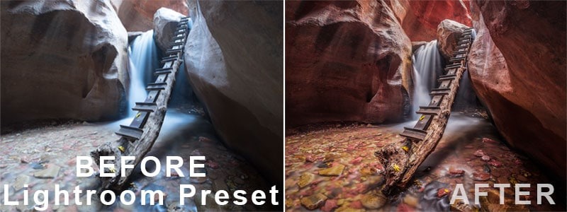 I made a few Lightroom Presets for use with red rock. It makes a HUGE difference!