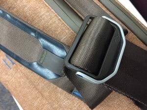 Seatbelt Style Adjustable Strap