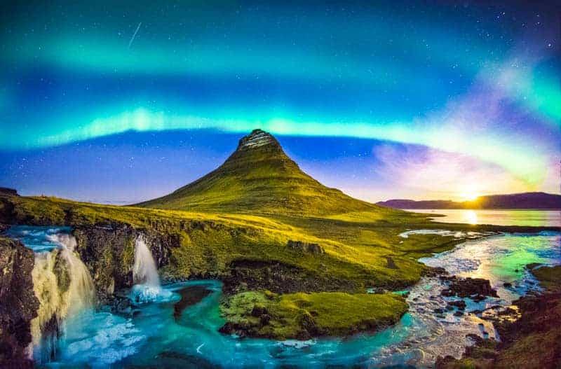 Kirkjufellsfoss, Iceland - Photo by Jim Harmer
