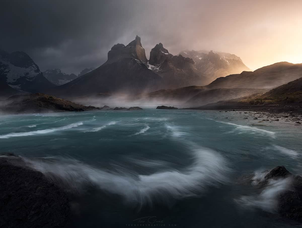 landscape photographer of the year � improve photography